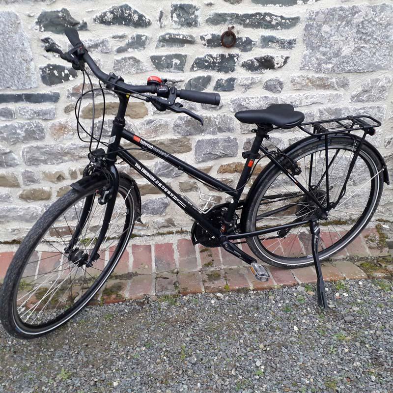 velo emeraude - location Fahrrad T300