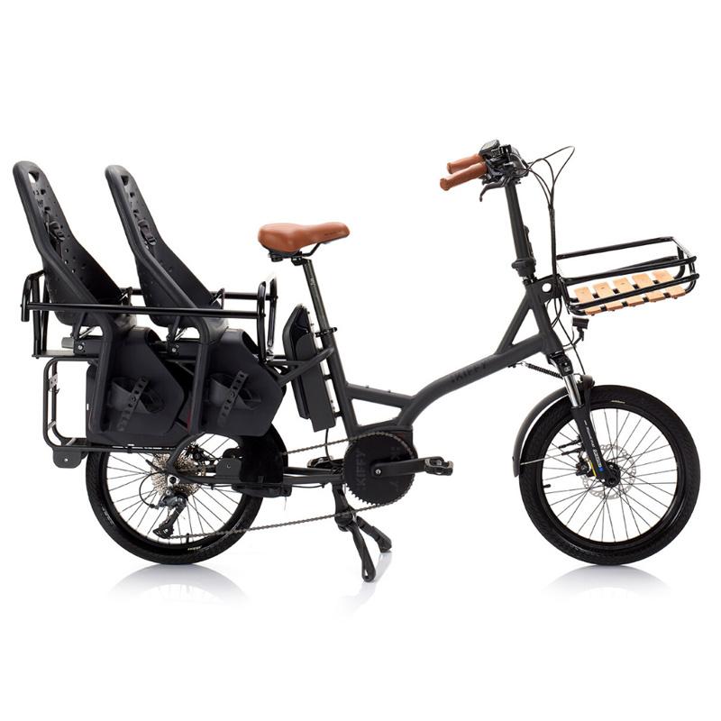 Vente triporteur vélo cargo Kiffy Capsule - Vélo Emeraude Manche