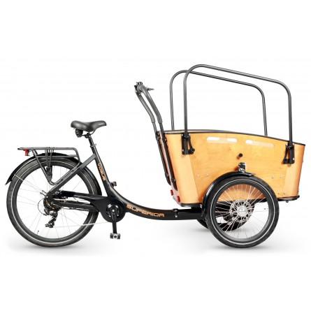 Vente triporteur vélo cargo Vogue Superior - Vélo Emeraude Manche